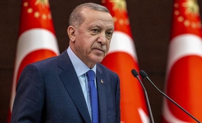 """Erdoğan'ın """"Doğal gaza el attı"""" iddiası"""