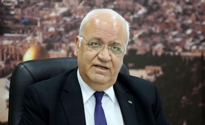 """Filistin: """"Kudüs'e büyükelçilik açacak veya taşıyacak ülkeyle ilişkilerimizi keseceğiz"""""""