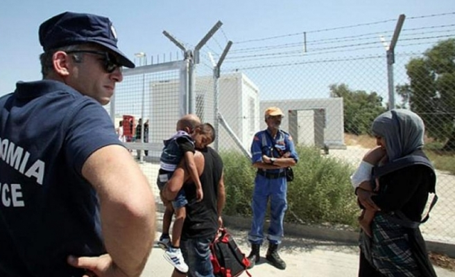 Güney Kıbrıs'a yapılan siyasi başvuru sayısı