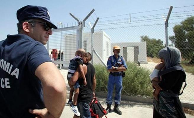 Güneyde 9 düzensiz mülteci 2 tutuklama