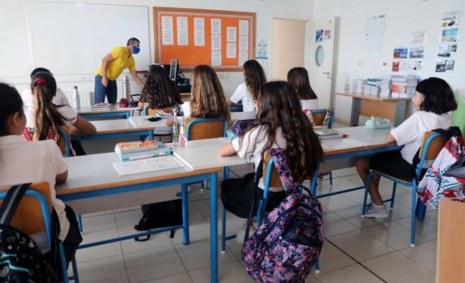 Güneyde okullar dün açıldı