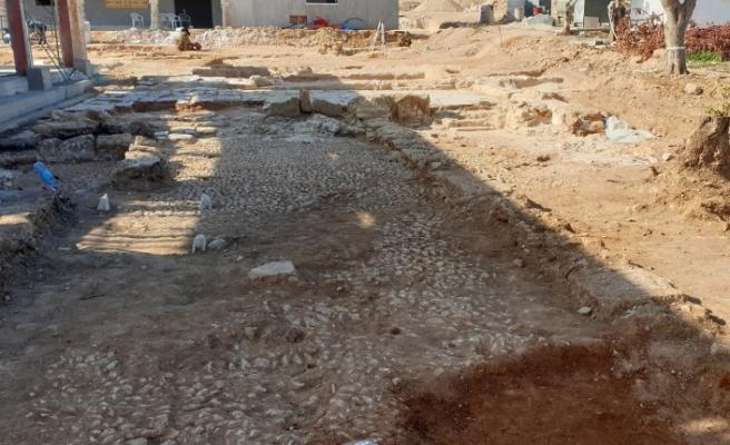 Güneyde Protora bölgesinde kalıntılar bulundu