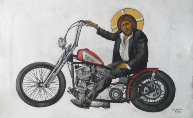 Güneyde ressam okul müdürüne eserlerinden dolayı soruşturma