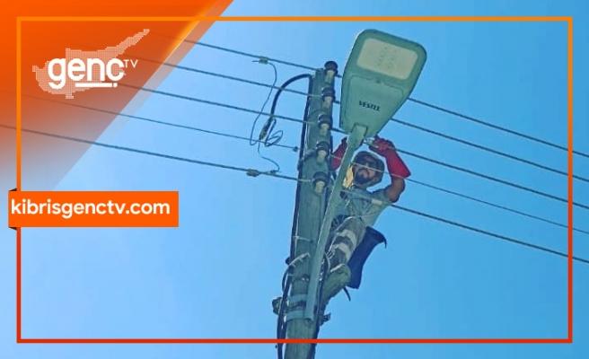 Kalecik Sunrise Sitesi ve Balık Üretme Çiftliği bölgesinde 4 saatlik elektrik kesintisi