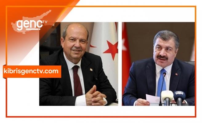 """Koca: """"Lefkoşa'daki yeni hastane her türlü sağlık hizmetini verebilecek"""""""