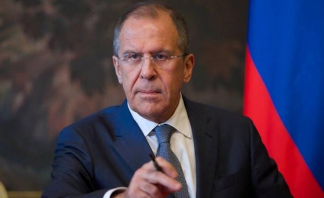 Lavrov'un Temasları Rum Gazetelerinin Manşetlerinde