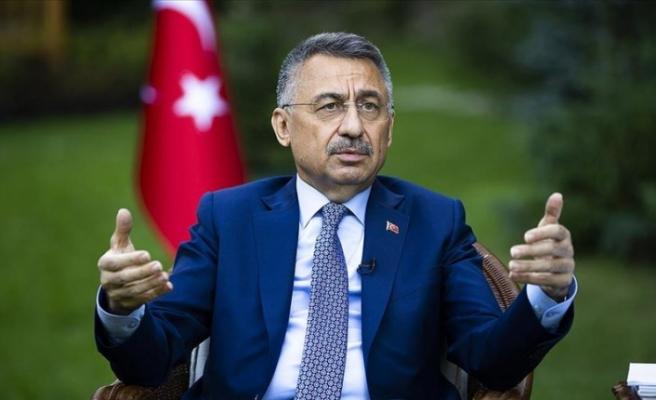 """Oktay: """"Doğu Akdeniz'de ülkemizin ve KKTC'nin güvenlik öncelikleri vazgeçilmezimizdir"""""""