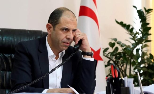 """Özersay: """"Kıbrıs Türk halkı bu bölgede bir piyon değil, oyun kurucu bir aktör olacak"""""""