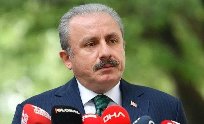 """Şentop: """"Ermenistan bölge barışı bakımından iflah olmaz bir terör devletidir"""""""