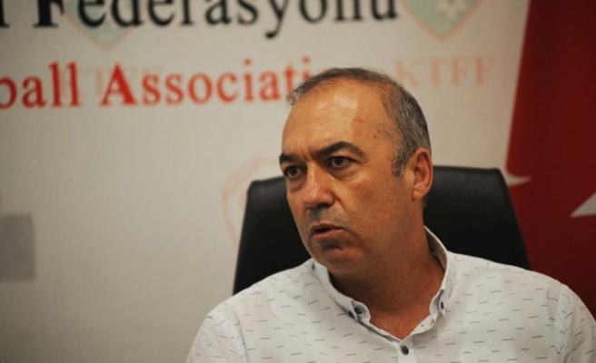 Sertoğlu'dan futbol müsabakaları ile ilgili açıklama