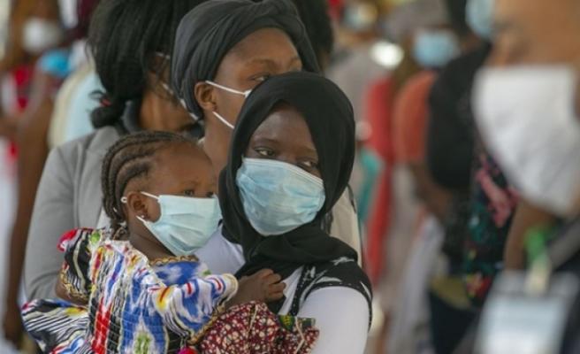 Afrika'da Kovid-19 vaka sayısı 1 milyon 556 bini aştı
