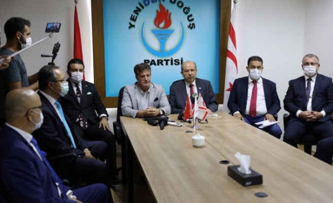 Arıkl: 'UBP'ye değil milli davaya destek veriyoruz'