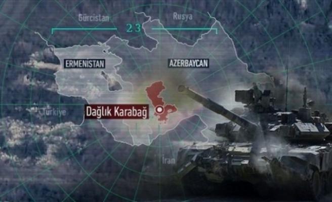 """BM: """"Yukarı Karabağ'da çatışmalar nedeniyle 130 binden fazla kişi yerinden edildi"""""""