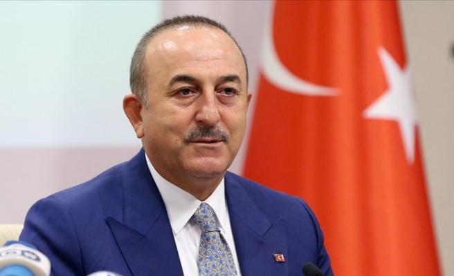 """Çavuşoğlu: """"Ateşkes için Ermenistan işgal ettiği topraklardan çekilmeli"""""""