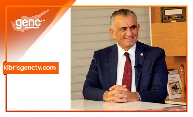 Çavuşoğlu, UBP Genel Başkanlığına aday olduğunu açıkladı