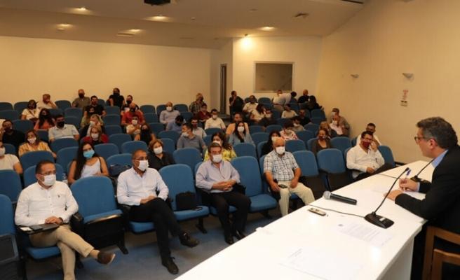 CTP Parti Meclisi'nden Akıncı'ya destek kararı