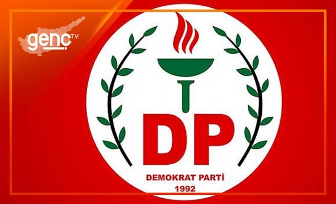 Demokrat Parti, Ersin Tatar'ı destekleme kararı verdi
