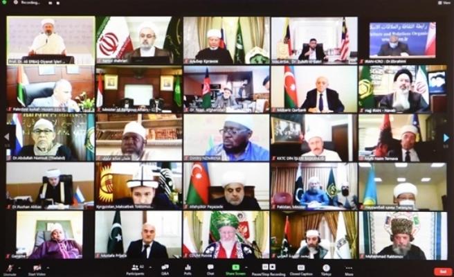 Diyanet İşleri Başkanları istişare toplantısı yapıldı