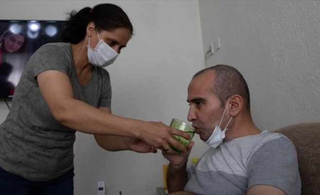 Doktorların 'mucize' dediği Kovid-19 hastası 2 aylık entübe sürecini anlattı