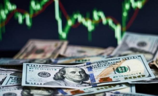 Dolar bugün güne 7.90 seviyesinden başlad