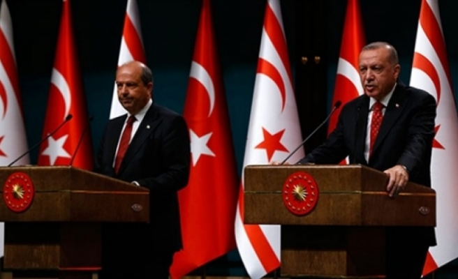 """Erdoğan: """" """"Maraş'ın KKTC toprağı olduğu tartışmasız bir gerçektir"""""""