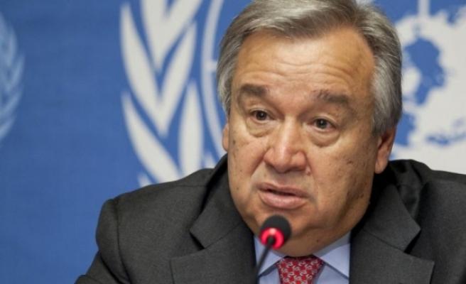 Guterres randevu ayarlıyor