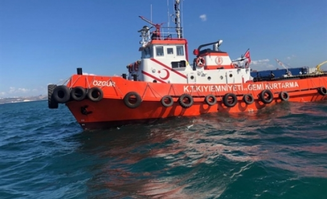 İki römorkör Türkiye'de modernize edildi