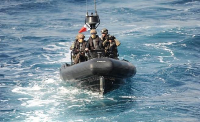 İngiliz Kraliyet Donanması tatbikat için Güney Kıbrıs'a gelecek