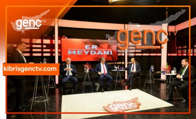 """Kıbrıs Genç Tv'den açıklama: """"Hedef gösterilme çabalarına taviz vermeyeceğiz"""""""
