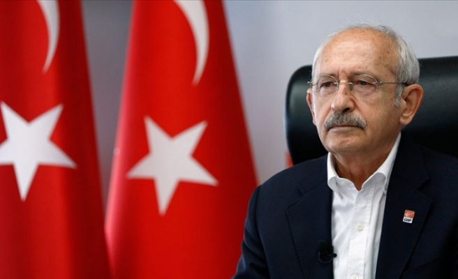 Kılıçdaroğlu'ndan Tatar'a kutlama