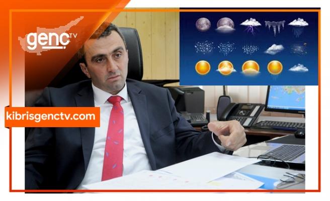 """Meteoroloji Dairesi Müdürü Buran: """"Sohbahar ve kış ılık ve yarı kurak geçecek"""""""