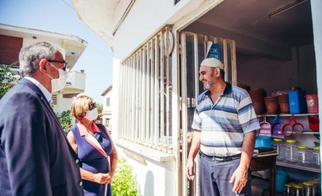 """Mustafa Akıncı: """"Cumhurbaşkanı bağımsız ve tarafsızdır; bu makam parti başkanlığı ile bağdaşmaz"""""""