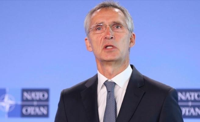 NATO Genel Sekreteri Stoltenberg pazartesi Türkiye'yi ziyaret edecek