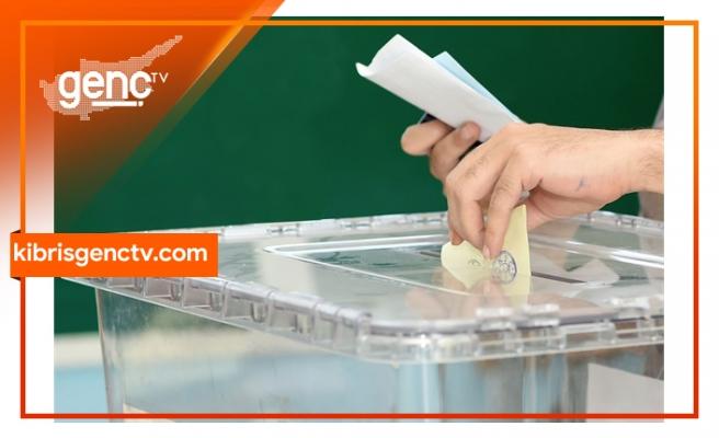 Oy verme işlemi saat 08.00'de başlayıp 18.00'de sona erecek