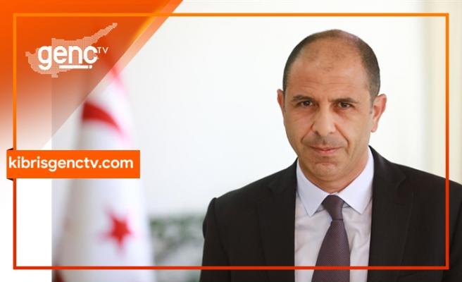 """Özersay Genç Tv'de açıkladı: """"Koalisyon ortağının iradesi yok sayıldı"""""""