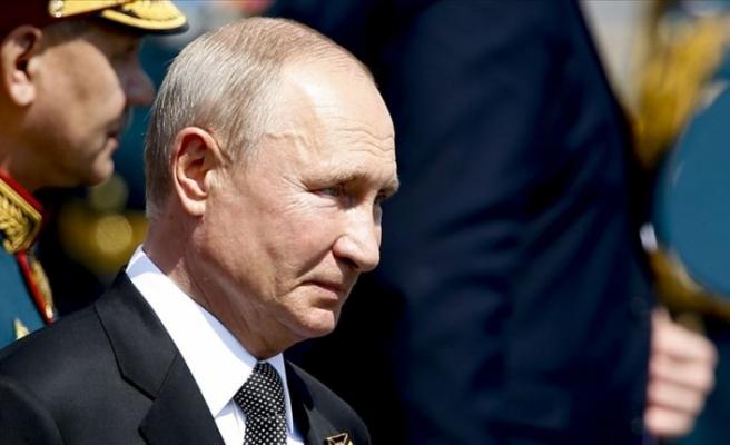 Putin, İzmir'deki depremle ilgili Erdoğan'a taziye mesajı gönderdi