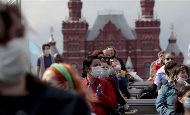 Rusya'da vaka sayısı 1 milyon 500 bine yaklaştı