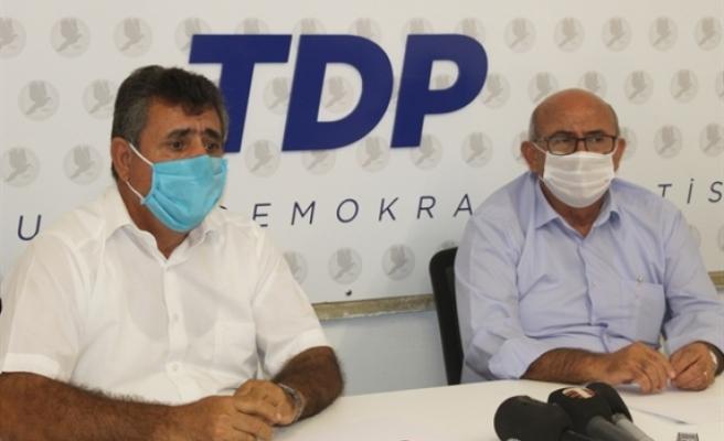 Sendikal Platform TDP'yi ziyaret etti