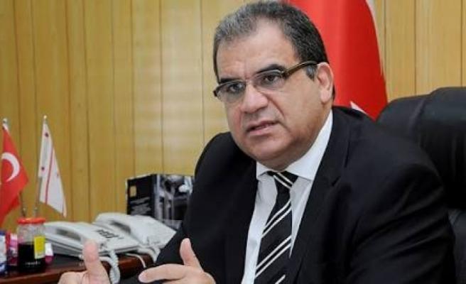 Sucuoğlu, aday olacağını açıkladı