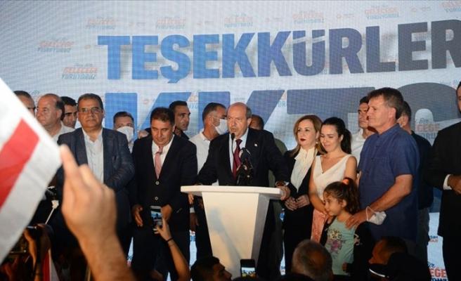 Tatar'a Türkiye'den tebrik mesajları