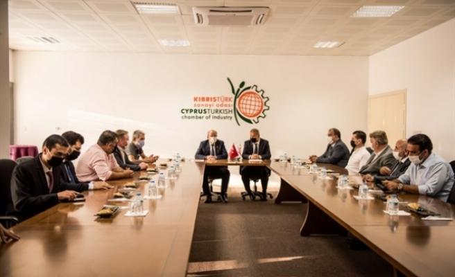 Tatar, Maraş'ın açılması için yol haritalarının hazır olduğunu söyledi