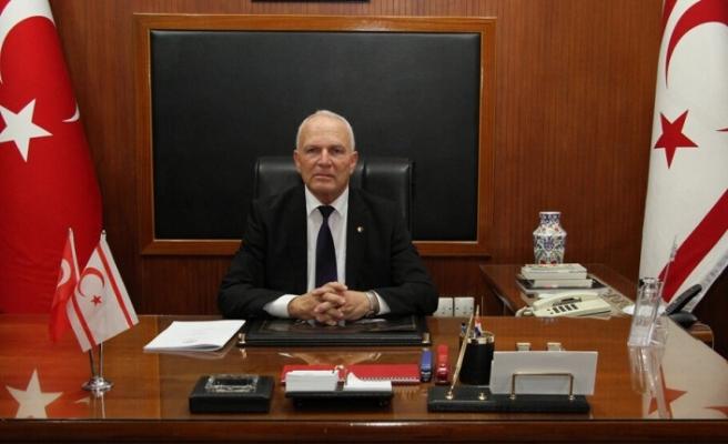 Töre, Akdenizliler Kültür ve Dayanışma Derneği heyetini kabul etti