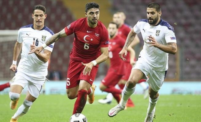 Türkiye, UEFA Uluslar Ligi'nde dördüncü maçında da galibiyetle tanışamadı