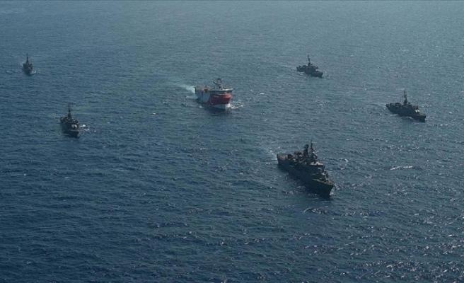 Türkiye'den Doğu Akdeniz'de çözüm için bir olumlu adım daha atıldı