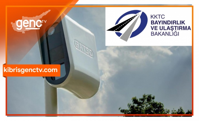Türkmenköy ve Akdoğan hız tespit kameraları devreye giriyor