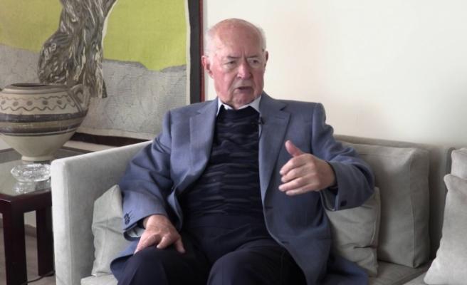 Yorgos Vasiliu, Kıbrıs sorunu hakkında konuştu