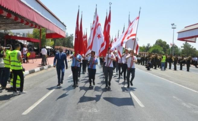 15 Kasım Cumhuriyet Bayramı tören ve etkinliklerle kutlanıyor