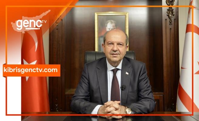 15 Kasım etkinlikleri, Tatar'ın konuşması ile başladı
