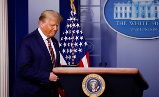 """ABD Başkanı Trump: """"Yasal oylara bakarsak ben kazandım"""""""