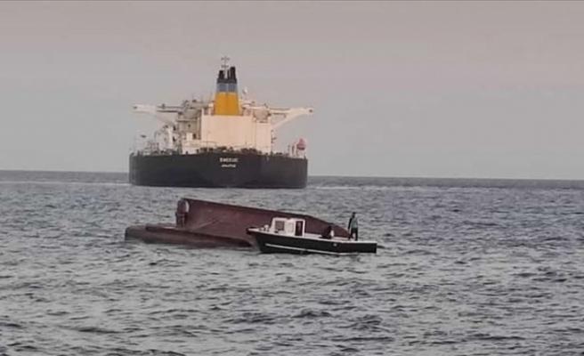 Akdeniz'de Yunan tankeri ile Türk balıkçı teknesi çarpıştı: 4 ölü, 1 kayıp